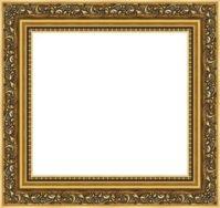 Decorative Reverse Photo Frame Black Photo Frames
