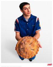 American Pie The Pie Framed Poster Art