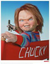 Chucky 2 Framed Poster Art