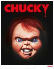 Chucky Framed Poster Art