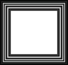 Deco Spoon Gloss Photo Frame Antique & Vintage Photo Frames